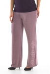 Embossed Trouser